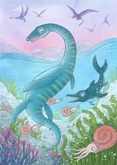Ausmalbilder Unterwasser Dinosaurier Titel Dinosaurier Unterwasser Schlagw 246 Rter Dino