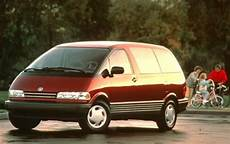 used 1991 toyota previa pricing for sale edmunds