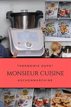 der monsieur cuisine connect kann kochen d 228 mpfen kneten