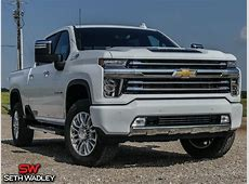 2020 Chevy Silverado 2500HD High Country 4X4 Truck For