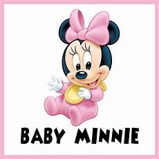 Malvorlagen Minni Maus Baby 43 Baby Minnie Mouse Wallpaper On Wallpapersafari
