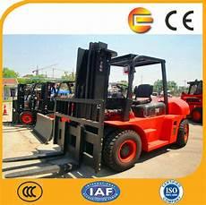 Toneladas 7 Muelle De Levante Carretilla Elevadora Diesel