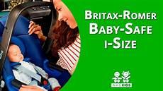 britax römer baby safe i size автокресло britax romer baby safe i size
