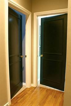 painting interior door black interior doors dimples and tangles
