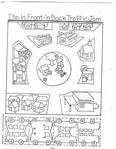 easy mapping worksheets 11537 transportation ideas for social studies kindergarten nana