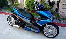 Modifikasi Yamaha Aerox by Modifikasi Yamaha Aerox Paling Keren Terbaru 2019 Otomaniac