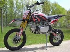 dirtbike cross bike 125 ccm 17 14 reifen pocket bike