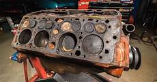 ford flathead v8 engine rebuild time lapse