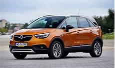 Opel Crossland X Dane Techniczne
