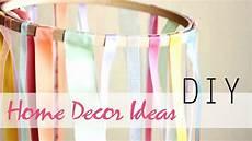 Easy To Make Diy Home Decor Ideas by Diy 3 Easy Summer Home Decor Ideas