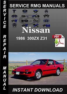 manual repair autos 1996 nissan 300zx on board diagnostic system 1986 nissan 300zx z31 service repair manual download download man
