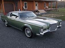 1969 Lincoln Continental Mark 3 MK III 460 Motor Beautiful