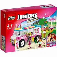 lego juniors friends s truck 10727 new ebay