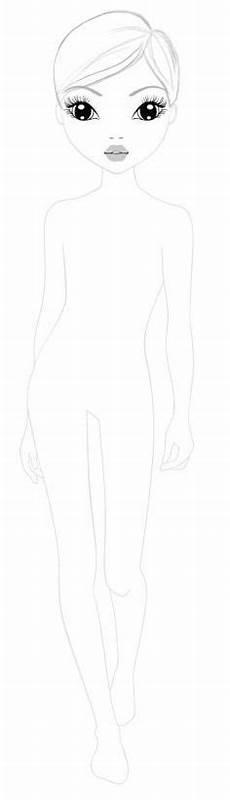 Topmodel Malvorlagen Zum Ausdrucken Einfach Topmodel Vorlage Bff Jpg 595 215 842 Fashion Coloring