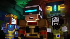 minecraft story mode episode 7 mind review minecraft story mode episode 7 access denied