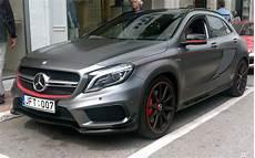 Gla 45 Amg - mercedes gla 45 amg edition 1 2 mei 2016 autogespot
