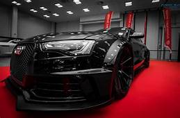 SR66 Design Widebody Audi S5 Coupe B8 Tuning 15