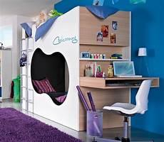 Jugendzimmer Mit Hochbett Komplett
