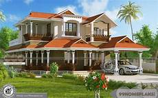 latest model house plans in kerala with traditional plans