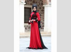 Elegant Lace Dresses For Muslim Women   HijabiWorld