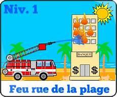 Jeux De Camion De Pompier Pour Enfants En Ligne M 233 Cajeux