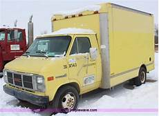 buy car manuals 1996 gmc vandura g3500 transmission control 1988 gmc vandura g3500 box truck item h1353 3 13 2014