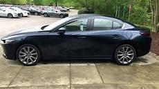 2019 Mazda 3 Sedan Blue Color