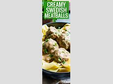creamy swedish meatballs_image