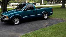 1994 2004 gm s10 pickup 1994 s 10 pickup 10 5 tire quot it s a real sleeper quot youtube