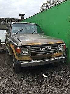 old car owners manuals 2003 toyota land cruiser head up display ebay toyota landcruiser 60 series 4 0l straight 6 diesel 1985 rare manual gearbox land