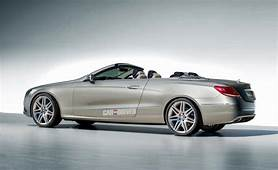 Mercedes S Class Convertible Photos  Prices Worldwide For