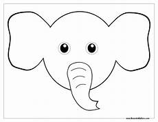 ears coloring pages coloring home