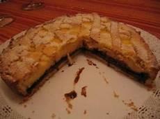 crostata crema pasticcera e nutella baronessa senza corona dedicata ai golosi crostata di nutella e crema pasticcera