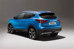 Nissan Qashqai 2017 Facelift  Release Pictures Carbuyer