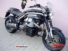 Moto Guzzi Griso 1100 2008 Photo