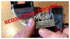 Tuto Branchement Regulateur Tension Moto
