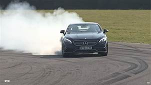 EVO Takes The S65 Coupe To Track  MBWorld
