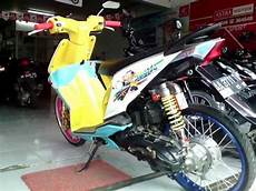 Modifikasi Beat 2011 by Honda Beat Thailand Look Style Modifikasi Beat Thailook