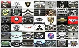 Latest New 2013 Car Logos