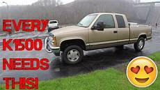 should you level your chevy k1500 silverado leveling kit
