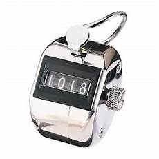Tally Counter Stainless cole parmer stainless steel mechanical handheld tally