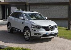 Renault Koleos Suv 2017 Photos Parkers