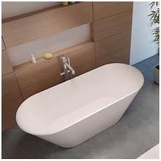 stehende badewanne riho barcelona freistehende badewanne 170 x 70 cm bs05005