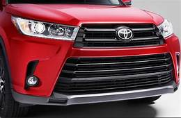 2018 Toyota Highlander Release Date And Price Canada