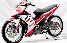 Modifikasi Motor Mx by 100 Gambar Modifikasi Motor Yamaha Mx Terkeren