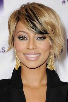 pretty short bob hairstyles with side swept bangs bob