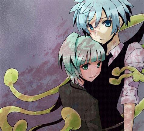 Nagisa And Kayano