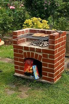 Grill Selber Mauern Welche Steine - selbstgebauter grill im garten diy academy casa en