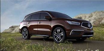 2019 Acura RDX Rear Picture  New Autocar Review