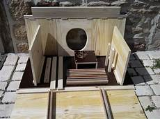 fabriquer ses toilettes sèches kit toilette s 232 che sur mesure pour cabane existante ou